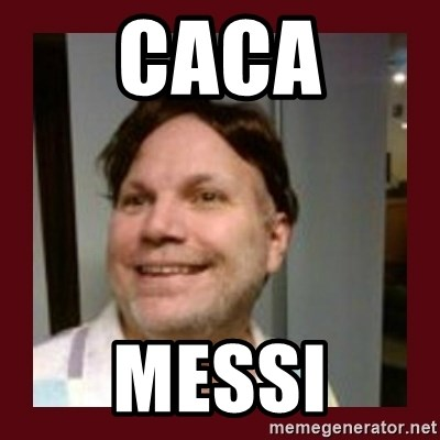 Free Speech Whatley - CACA MESSI