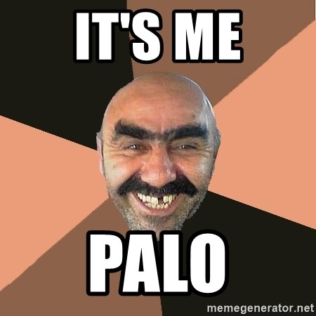 Provincial Man - IT's me palo