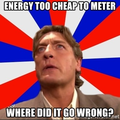 Regal Remembers - Energy too cheap to meter where did it go wrong?