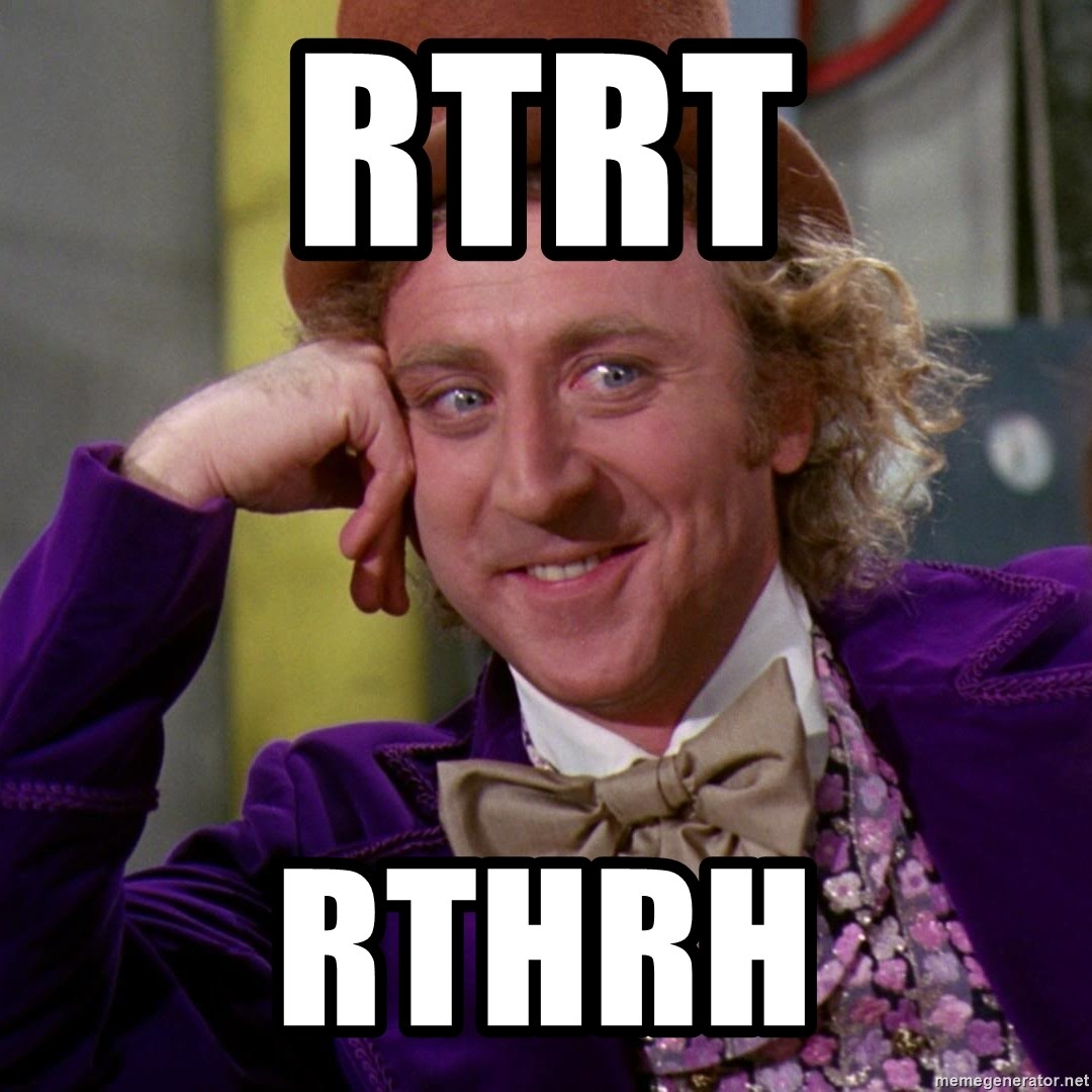 Willy Wonka - rtrt rthrh