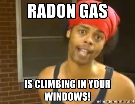 Antoine Dodson - Radon gas is climbing in your windows!