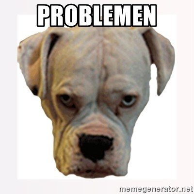 stahp guise - PROBLEMEN