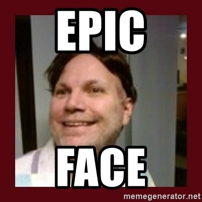 Free Speech Whatley - epic face
