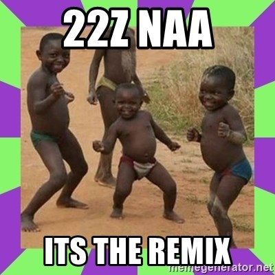 african kids dancing - 22z naa its the remix