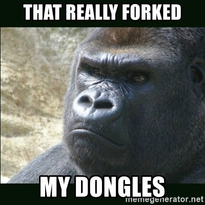 Rustled Jimmies - tHAT REALLY FORKED MY DONGLES