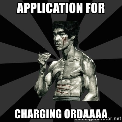 Bruce Lee Figther - application for charging ordaaaa