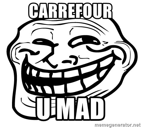 You Mad - CARREFOUR U MAD