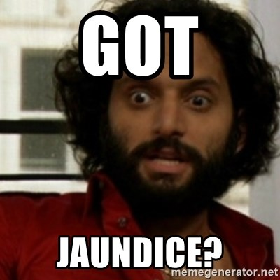 rafi from the league - GOT Jaundice?