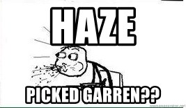 Cereal Guy Spit - haze picked garren??