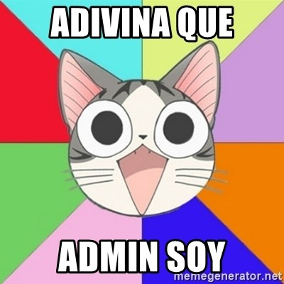 Nya Typical Anime Fans  - ADIVINA QUE ADMIN SOY