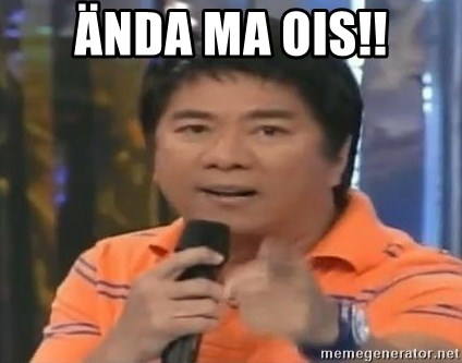 willie revillame you dont do that to me - ÄNDA MA OIS!!