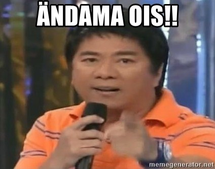 willie revillame you dont do that to me - ÄNDAMA OIS!!