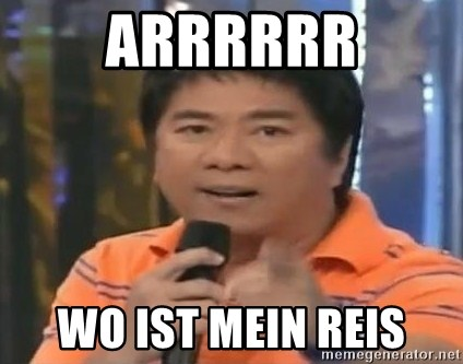 willie revillame you dont do that to me - ARRRRRR WO IST MEIN REIS