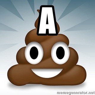 Facebook :poop: emoticon - a