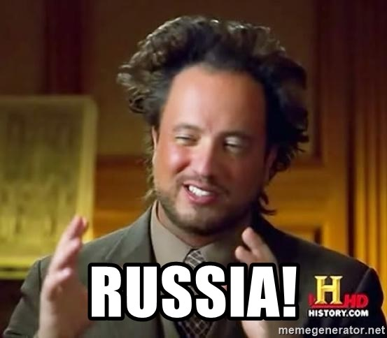 Ancient Aliens -  Russia!