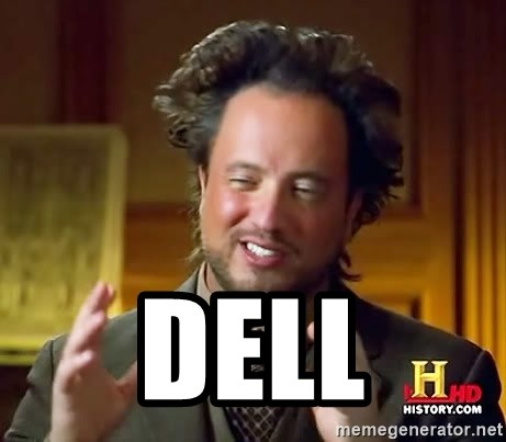 Ancient Aliens -  Dell