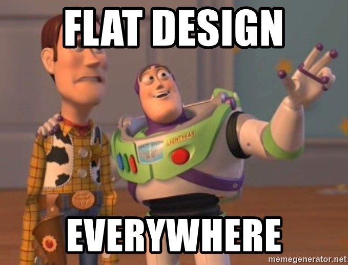 FINALES EVERYWHERE - FLAT DESIGN EVERYWHERE