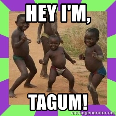 african kids dancing - HEY I'M, TAGUM!
