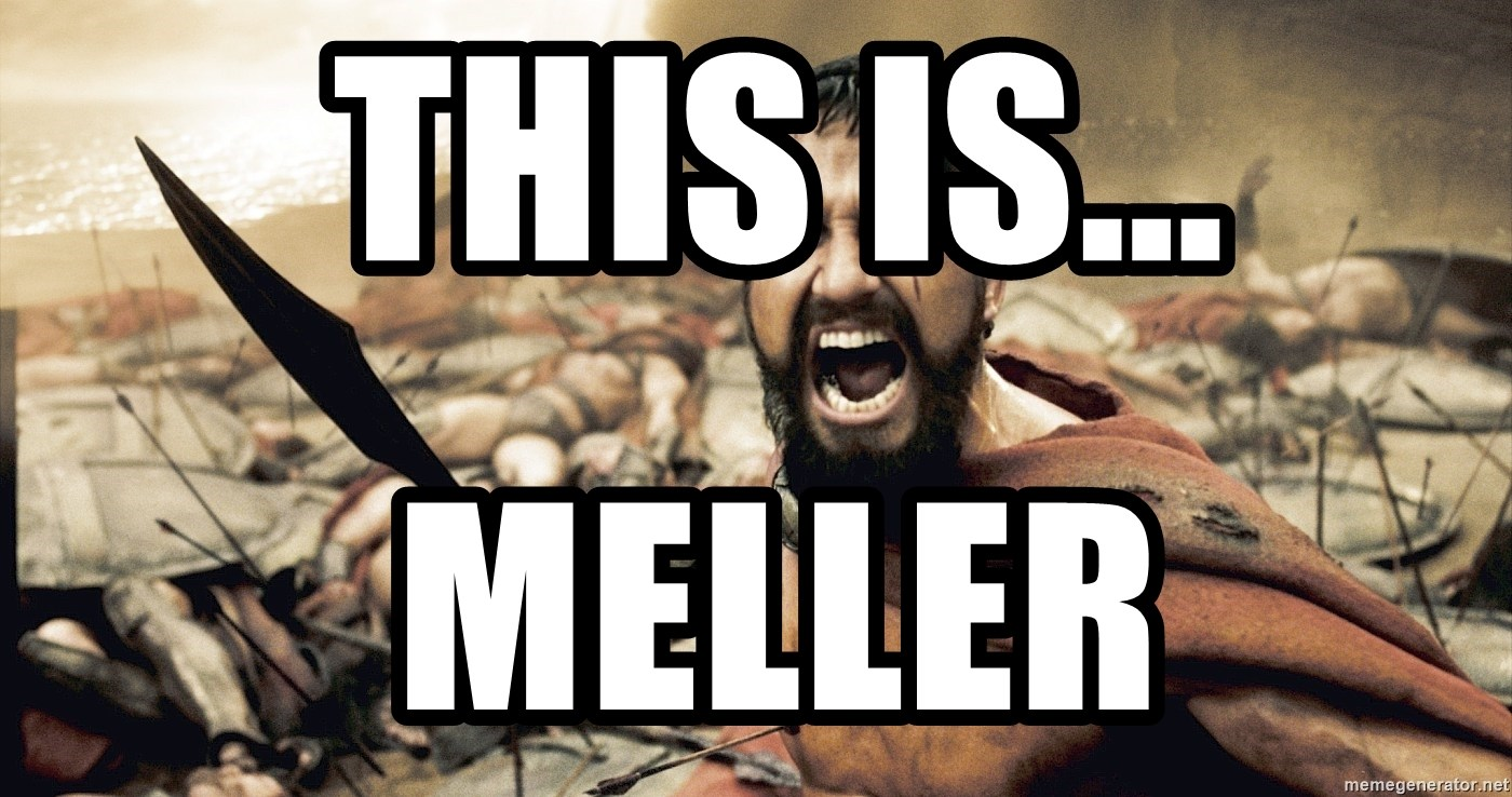Esparta -  this is...  meller