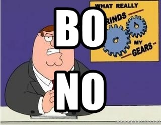 Grinds My Gears Peter Griffin - bo no