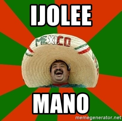 Successful Mexican - IJOLEE MANO