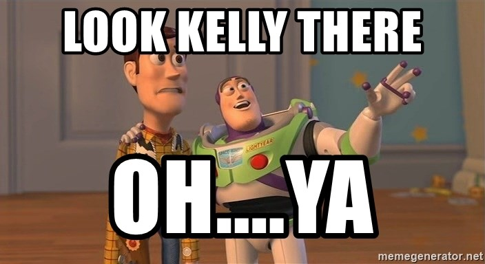 ORIGINAL TOY STORY - look kelly there oh....ya