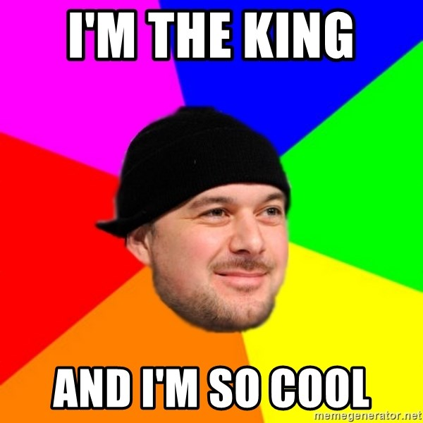 King Kool Savas - I'M THE KING  AND I'M SO COOL