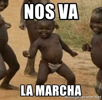 Success African Kid - NOS VA  LA MARCHA