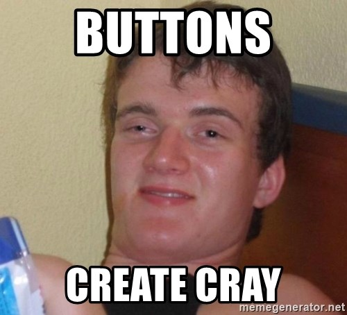 high/drunk guy - BUTTONS  CREATE CRAY