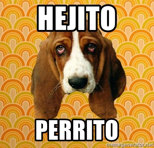 SAD DOG - HEJITO PERRITO