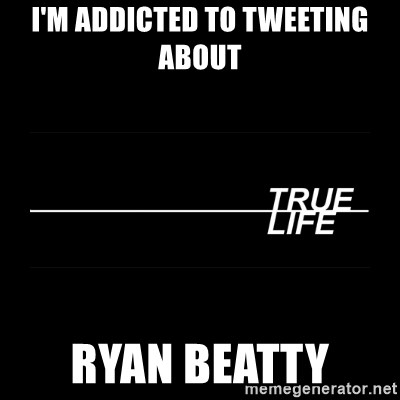 MTV True Life - I'm addicted to tweeting about  Ryan Beatty