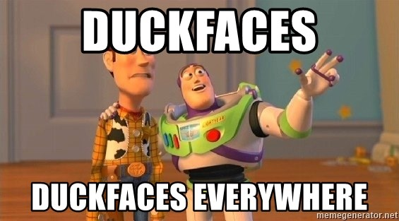 Consequences Toy Story - DUCKFACES DUCKFACES EVERYWHERE