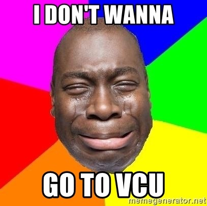 Sad Brutha - I DON'T WANNA GO TO VCU