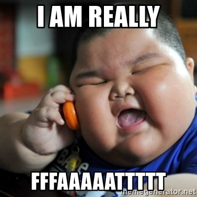 fat chinese kid - I AM REALLY FFFAAAAATTTTT