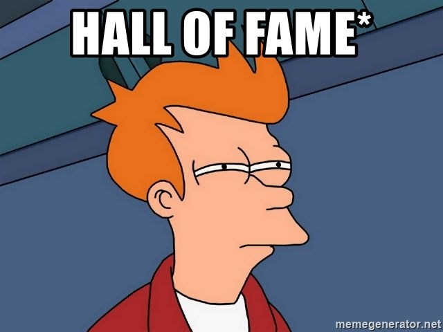 Futurama Fry - HALL OF FAME*