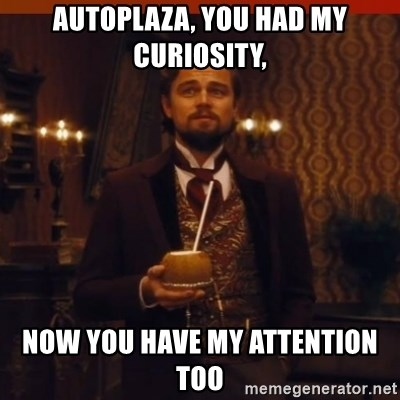 you had my curiosity dicaprio - Autoplaza, you had my curiosity, now you have my attention too