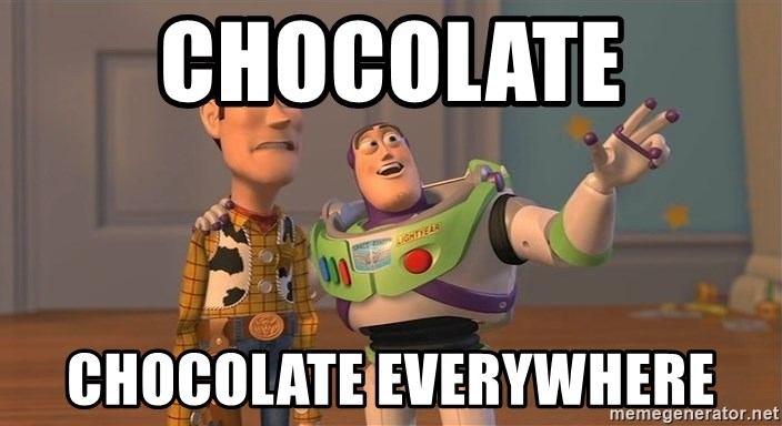 Anonymous, Anonymous Everywhere - CHOCOLATE CHOCOLATE EVERYWHERE