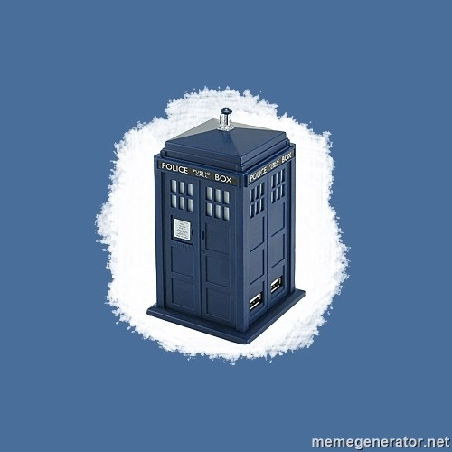Dr Who -