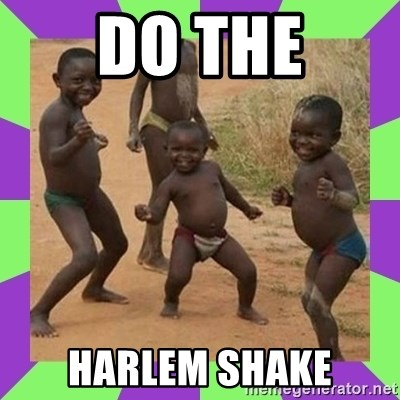 african kids dancing - DO THE HARLEM SHAKE