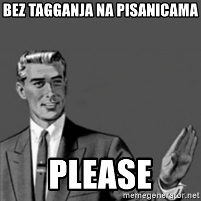 Correction Guy - bez tagganja na pisanicama please