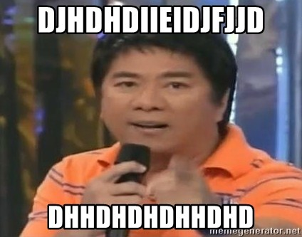 willie revillame you dont do that to me - DJHDHDIIEIDJFJJD DHHDHDHDHHDHD