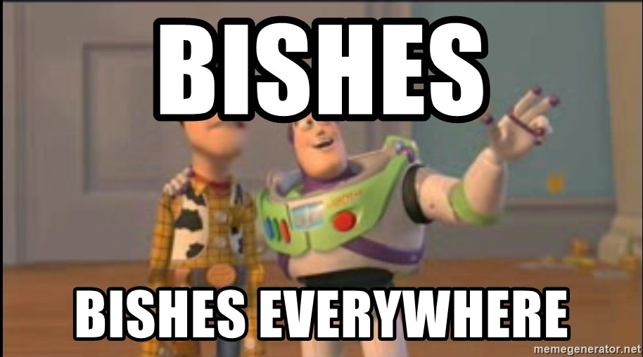 X, X Everywhere  - Bishes BIshes everywhere