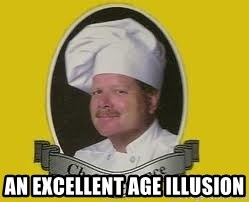 Chef Excellence -  An excellent age illusion