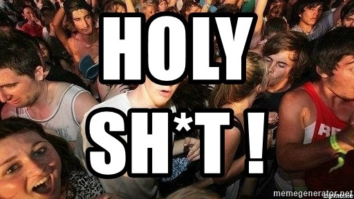 -Sudden Clarity Clarence - holy sh*t !