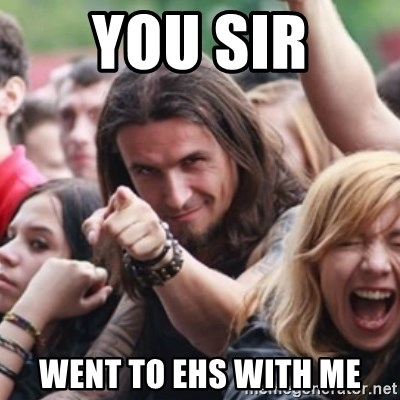 Ridiculously Photogenic Metalhead - you sir went to ehs with me