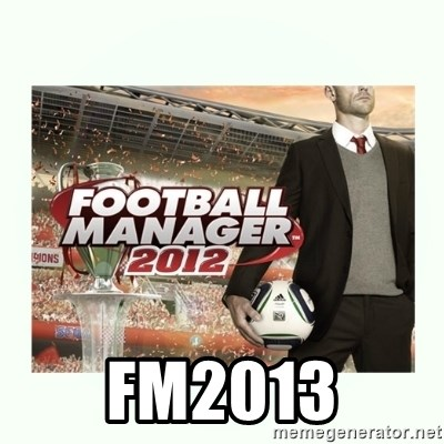 football manager 2013 -  fm2013