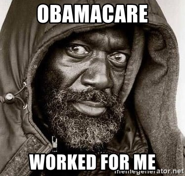 You Gonna Get Raped - obamacare worked for me