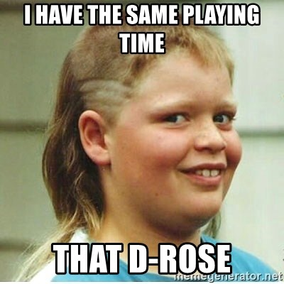 Jonnen Neuvo - i have the same playing time that d-rose