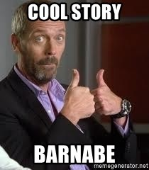 cool story bro house - cool story barnabe