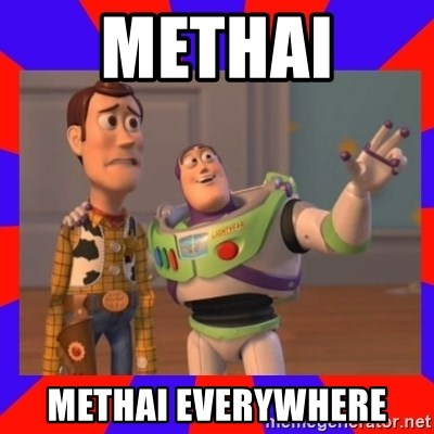 Everywhere - METHAI  METHAI EVERYWHERE